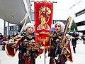 Pyrkon 2019 Cosplay Siostry Bitwy Warhammer 40k.jpg