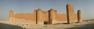 Qasr al-Hayr al-Sharqi - The palace Qasr al-Hayr al-Sharqi