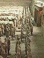 Qin Shihuang Terracotta Army, Pit 1 (9891969196).jpg