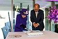 Queen Elizabeth II marks IMO Anniversary - 2018 (02).jpg