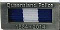 Queensland Police 150 Years Citation device.jpg