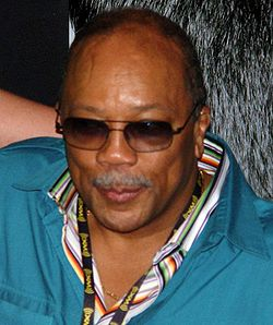 Quincy Jones nel 2006