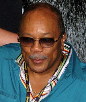 Quincy Jones at Consumer Electronics Show 2006