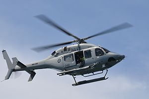 Bell 429 GlobalRanger - A Royal Australian Navy Bell 429