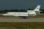 RA 09616 Dassault Falcon 7X FA7X - BGM AK Bars Aero (29944630785).jpg