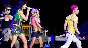 RBD - RBD live in 2008.
