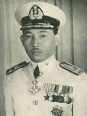 Eddy Martadinata - Martadinata in 1960