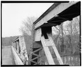 RIVET JOINT, MID-SPAN, NORTH SIDE - Bridge No. 28, Spanning Flatt River at State Route 1004, Durham, Durham County, NC HAER NC,32-DURM.V,1-4.tif