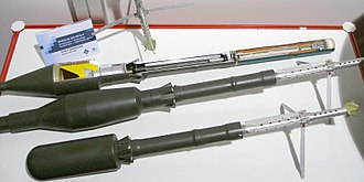 RPG-7 - Rocket-propelled grenades