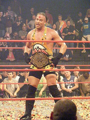 TNA Impact!'s move to Monday nights - Rob Van Dam won the TNA World Heavyweight Championship on the highest rated episode in April