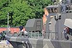 Raahe 40 mm Bofors Lippujuhlan päivä 2013 4.JPG