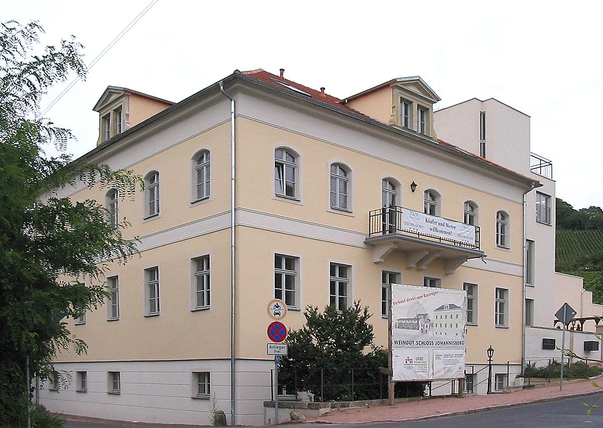 Radebeuler Johannisberg – Wikipedia