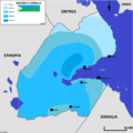 Rainfall Of Djibouti.png