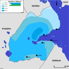 Geography Of Djibouti Wikipedia