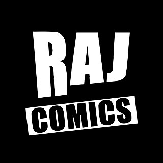 Raj Comics Indian comic book publisher