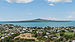 Rangitoto Island as seen from Mount Victoria Reserve in Devonport, North Shore City 20100128 1.jpg