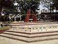 Rangpur piblic library monument.jpg
