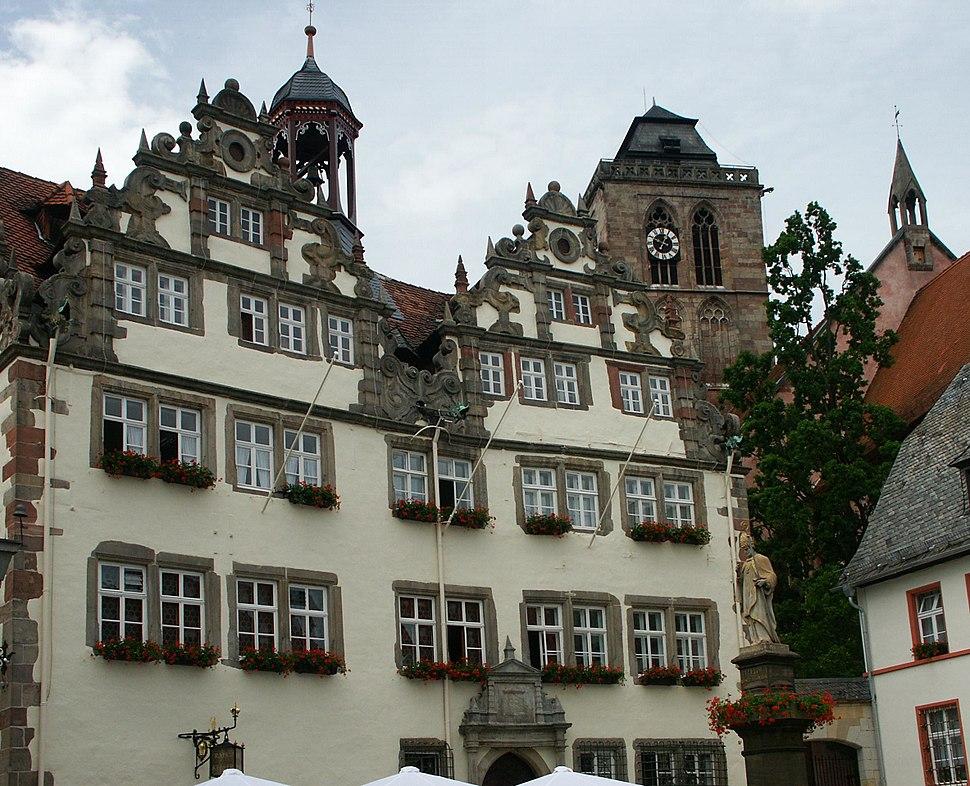 Rathaus hersfeld