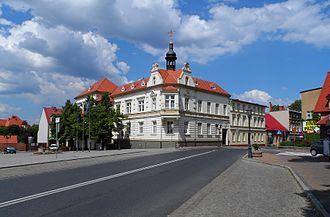 Wałcz - Town hall