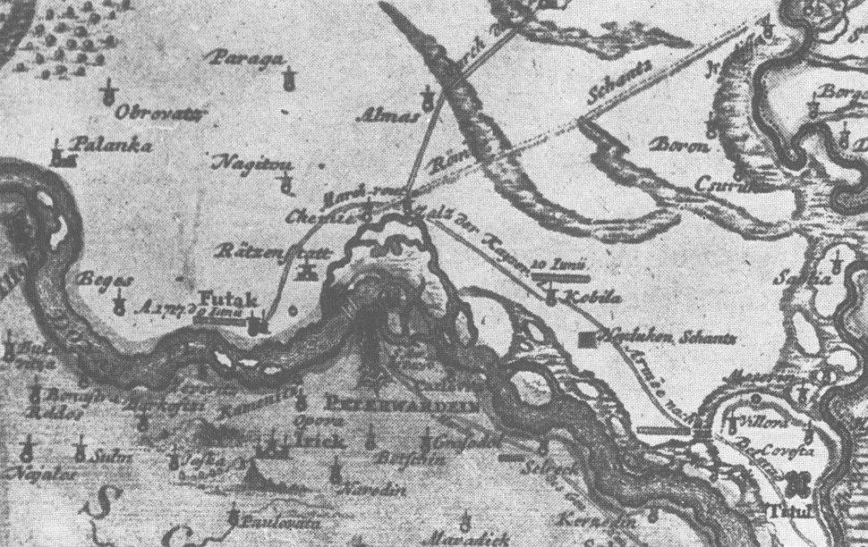 Ratzenstatt and almas 1716 17