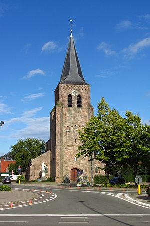Ravels - Image: Ravels Sint Servaaskerk