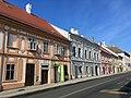 Reconstructed facades in Petrovaradin.jpg