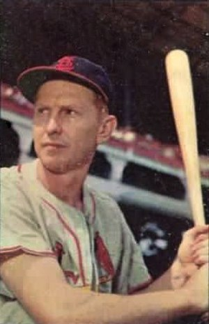 International League - Image: Red Schoendienst