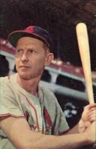 International League - Baseball Hall of Famer Red Schoendienst won the IL Most Valuable Player Award in 1943.