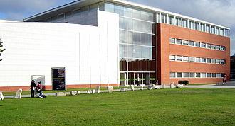 University of Aveiro - The rectory building at the University