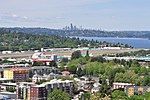 Renton Municipal Airport and Bellevue, Washington from Renton Hill 02.jpg