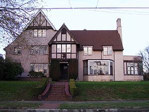Francis Marion Stokes - Residence Tudor at 2737 NE Alameda