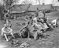 Rest and Relaxation in the British Army on the Western Front, 1914-1918 Q5364.jpg