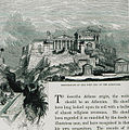Restoration of the West end of the Acropolis - Wordsworth Christopher - 1882.jpg