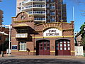 Retina Consultants (Old Fire Station building), 27 MacMahon Street, Hurstville, New South Wales (2010-07-18).jpg