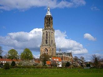 Rhenen - The Cunera Church in Rhenen
