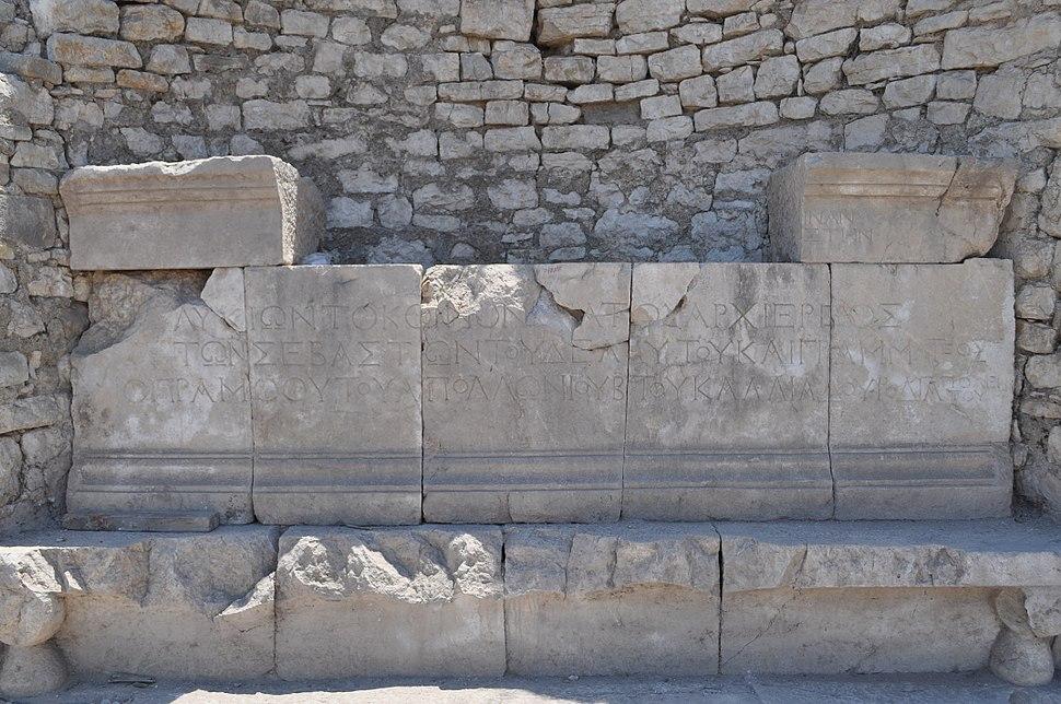 Rhodiapolis Opramoas