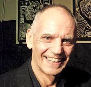 Richard James Burgess - Burgess in 2015