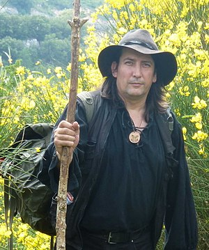 Richard Stanley (director) - Image: Richard Stanley pictured in the woods