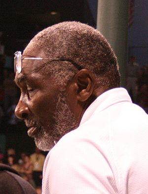 Richard Williams (tennis coach) - Williams at the 2007 Acura Classic