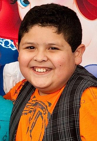 Rico Rodriguez (actor) - Rodriguez in June 2010.