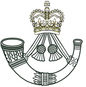 The Rifles - Image: Rifles cap badge