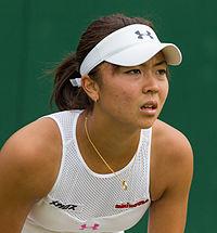 Riko Sawayanagi 1, 2015 Wimbledon Qualifying - Diliff.jpg