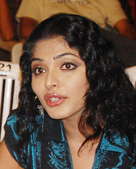 Rima Kallingal in 2010