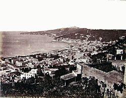 Rive, Roberto (18..-1889) - n. 087a - Napoli - Veduta di Posilipo da S. Martino.jpg
