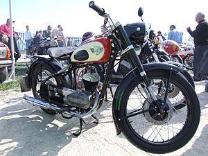 Rixe - A 1953 Rixe 175