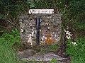 Roadside pump, Laugharne - geograph.org.uk - 583645.jpg