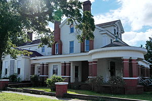 National Register of Historic Places listings in Lenoir County, North Carolina - Image: Robert L. Blalock House