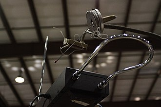 Theremin - Robot playing Theremin