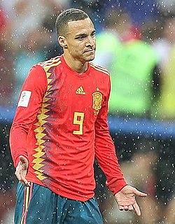 Rodrigo (footballer, born 1991) Brazilian-born Spanish footballer