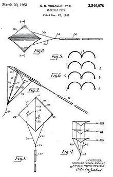 Rogallo Wing Wikipedia